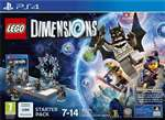 Lego Dimensions: Starter Pack (Sealed Only)