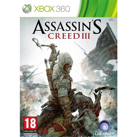 Assassin's Creed 3 *2 Disc*
