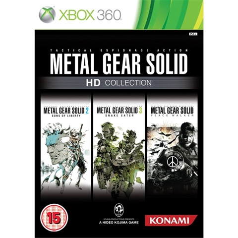 Metal Gear Solid HD Collection *2 Disc*