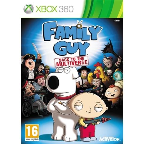 Family guy: back to the multiverse release set for november vg247.