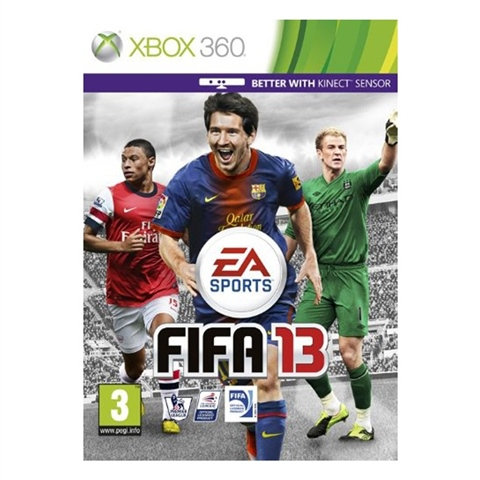 free fifa 13 game  for blackberry