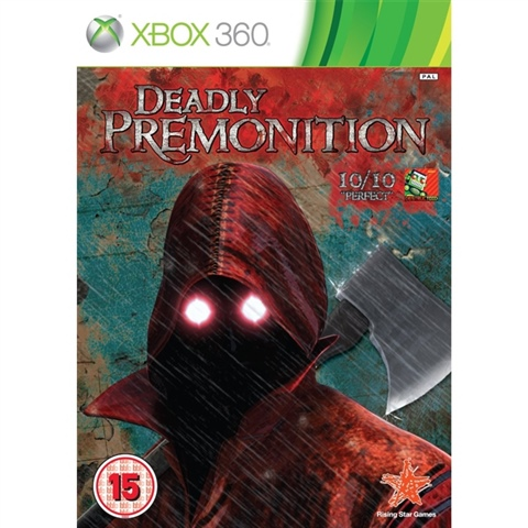 Deadly Premonition (15)