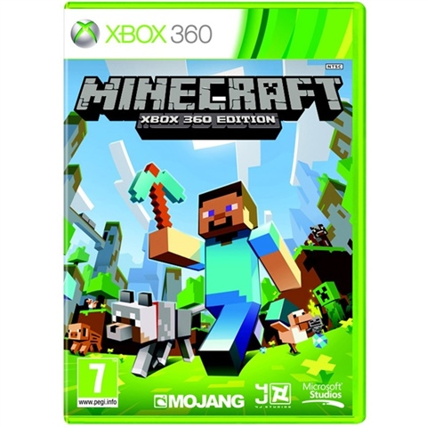 Minecraft CeX UK Buy Sell Donate - Minecraft spiele original