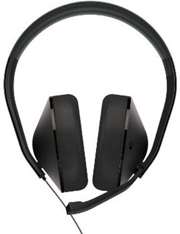 Xbox One Official Stereo Headset Includes Adapter
