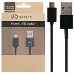 CeX basics - USB to Micro USB Cable 1m