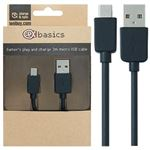CeX basics - USB to Micro USB Cable 3m