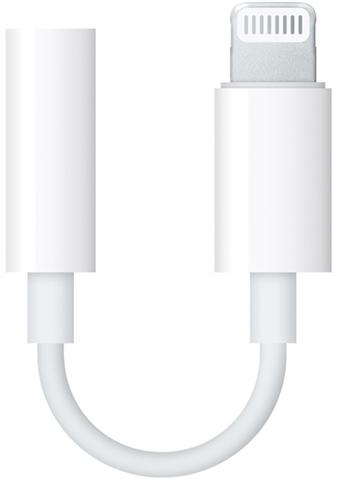 Apple Lightning To 3 5 Mm Headphone Jack Adapter Cex Uk Buy