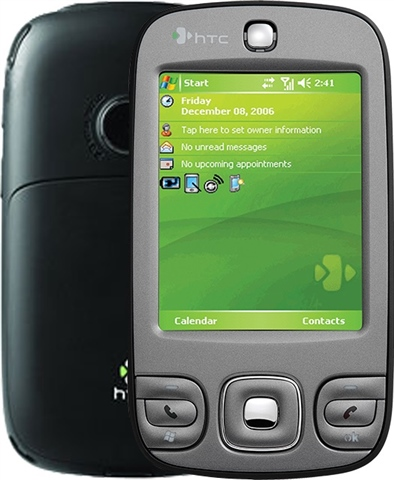 htc p3400i games software