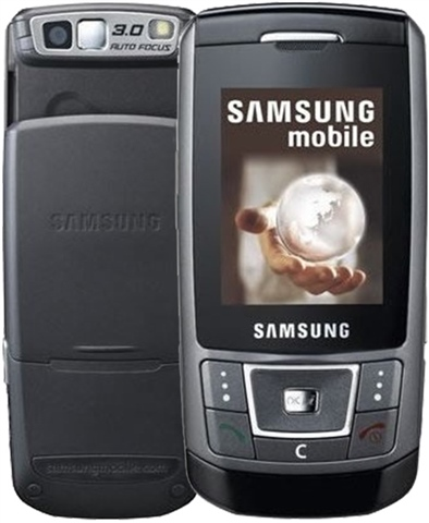 samsung d900 d900i cex uk buy sell donate rh uk webuy com Samsung D800 Samsung D830
