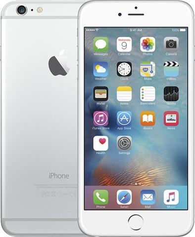 1aa57454b4391 Apple iPhone 6 Plus 16GB Silver - CeX (UK)  - Buy