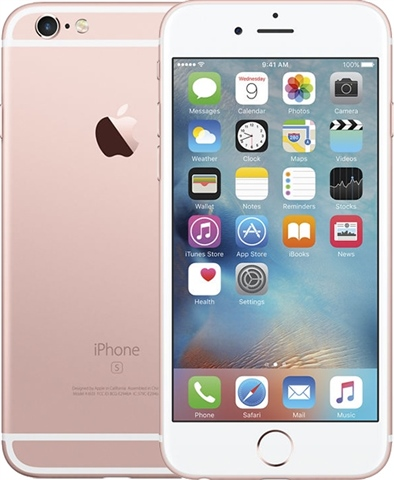 Iphone 6s rose gold game