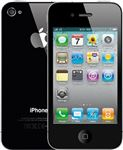 Apple iPhone 4 16GB Black, O2 A