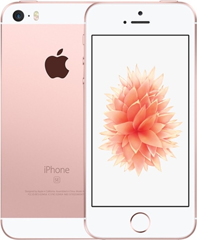 Apple Iphone Se 32gb Rose Gold Unlocked B Cex Uk Buy Sell