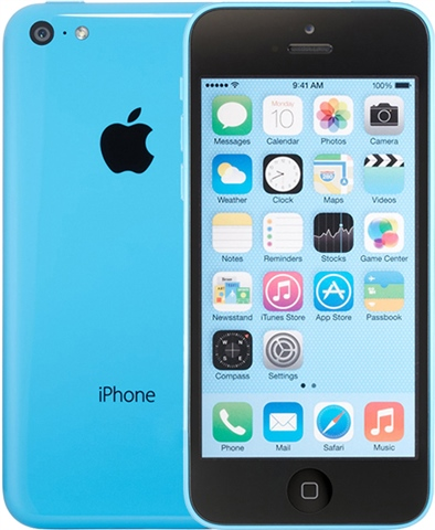 Apple Iphone 5c 8gb Apple Iphone 5c 8gb Blue