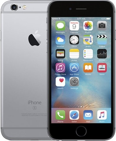apple iphone 6s 64gb grey cex uk buy sell donate. Black Bedroom Furniture Sets. Home Design Ideas