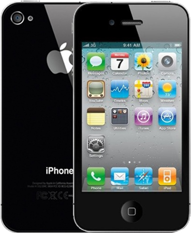 Apple Iphone 4s 8gb Black Apple Iphone 4 8gb Black