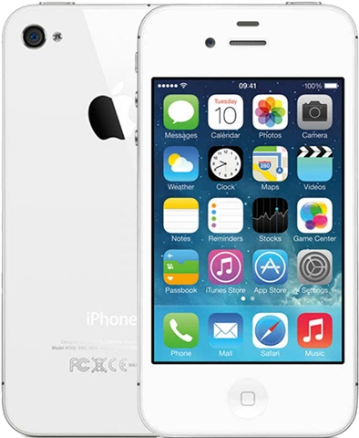 Apple iPhone 4S 16GB WhiteIphone 4s White 16gb