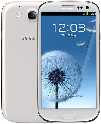 samsung   galaxy s3 16gb white   cex uk   buy sell donate