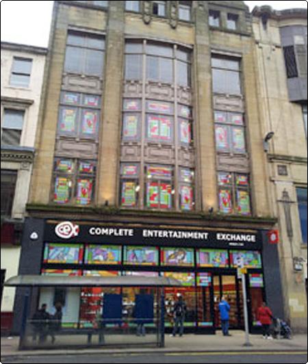 Glasgow Union St
