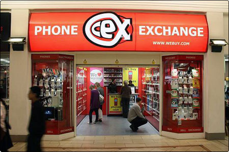 Leicester Phone Exchange